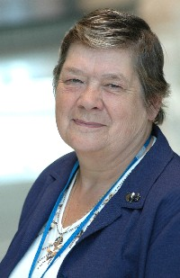 Cllr Sue Ellington